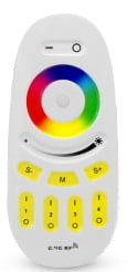 2.4GHz 4 Zone RF RGB Touch Remote